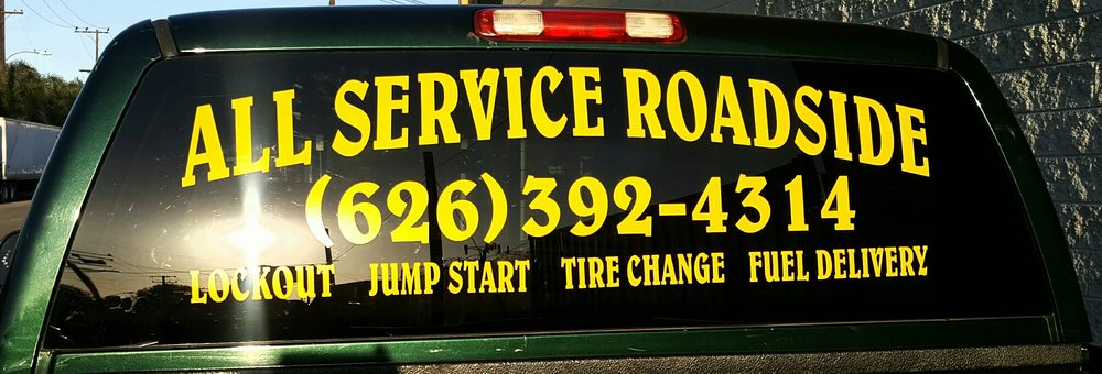 All Service Roadside: 13214 Ramona Blvd, Baldwin Park, CA