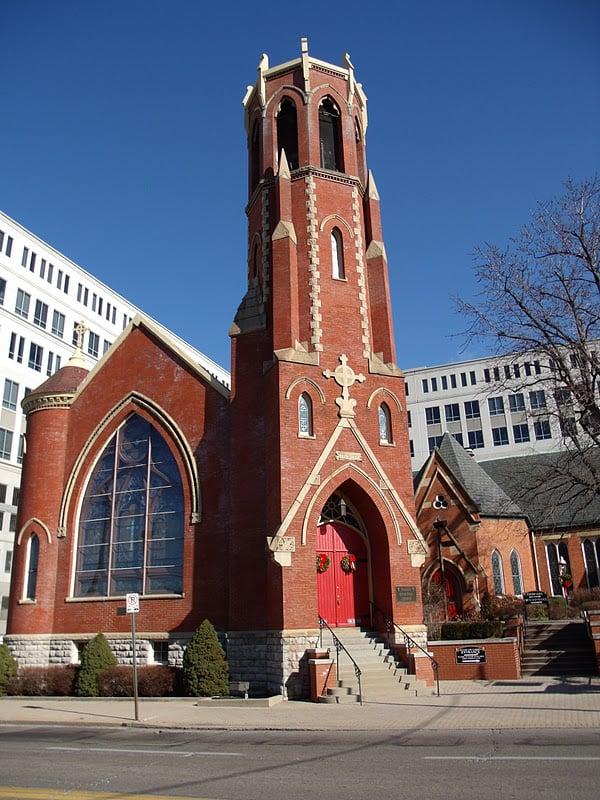 Trinity Episcopal Church: 326 Madison Ave, Covington, KY