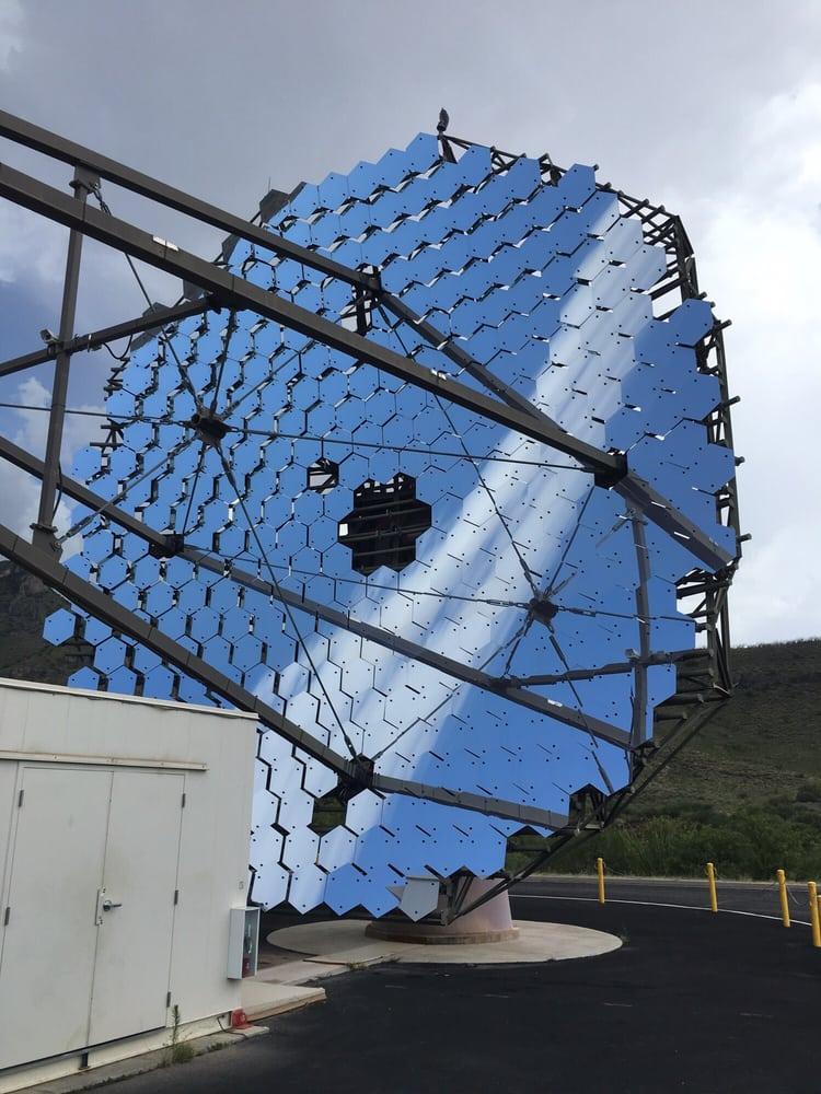 Fred Lawrence Whipple Observatory: 670 Mount Hopkins Rd, Amado, AZ