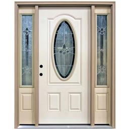 Photo of Builders Surplus - Warwick RI United States. Decorative Glass Exterior Door  sc 1 st  Yelp & Builders Surplus - 29 Photos - Building Supplies - 2457 Post Rd ... pezcame.com