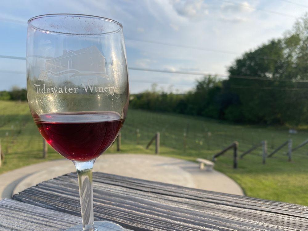 Tidewater Winery: 54560 W Hwy 16, Drumright, OK