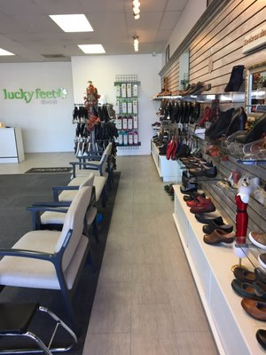 9b89d1444a Lucky Feet Shoes 1811 Ximeno Ave Long Beach, CA Shoe Stores - MapQuest