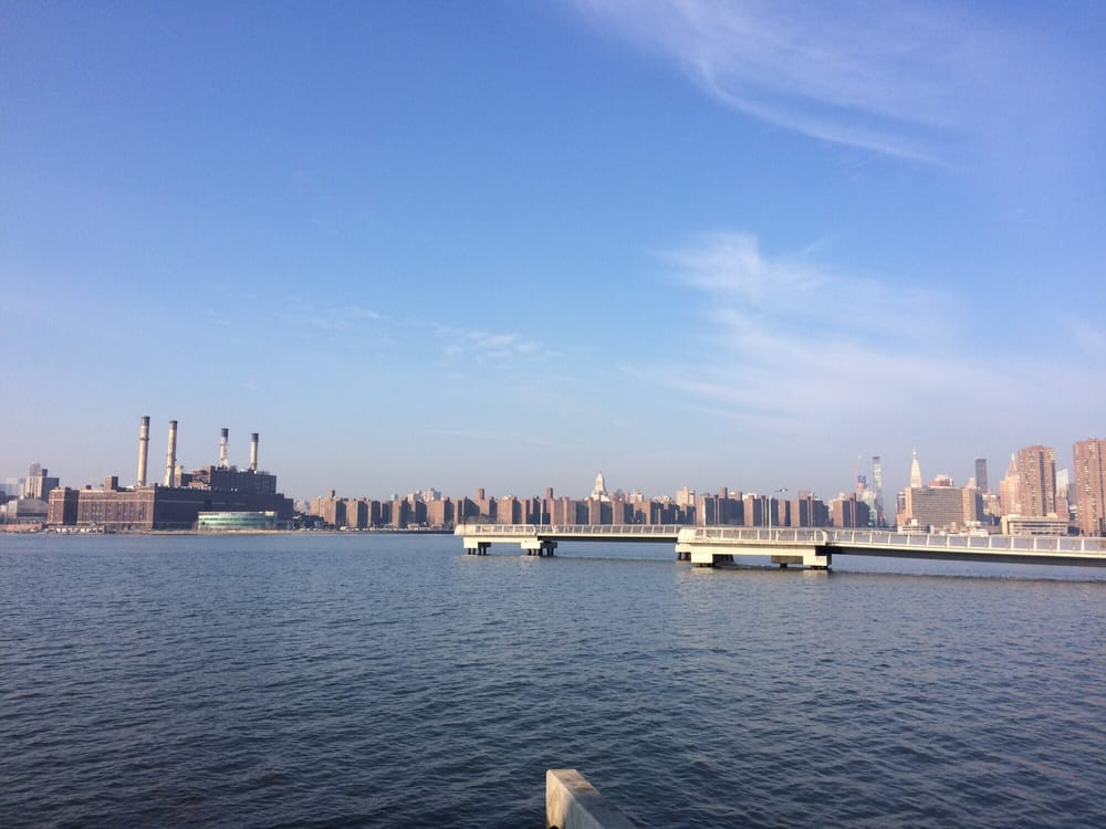 Photo of Transmitter Park - Brooklyn, NY, United States. Gorgeous view