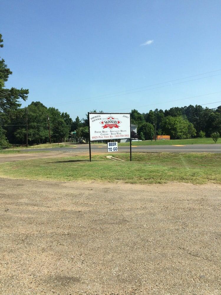Skinner's Meat Company: 4825 Pone Tree Rd, Longview, TX