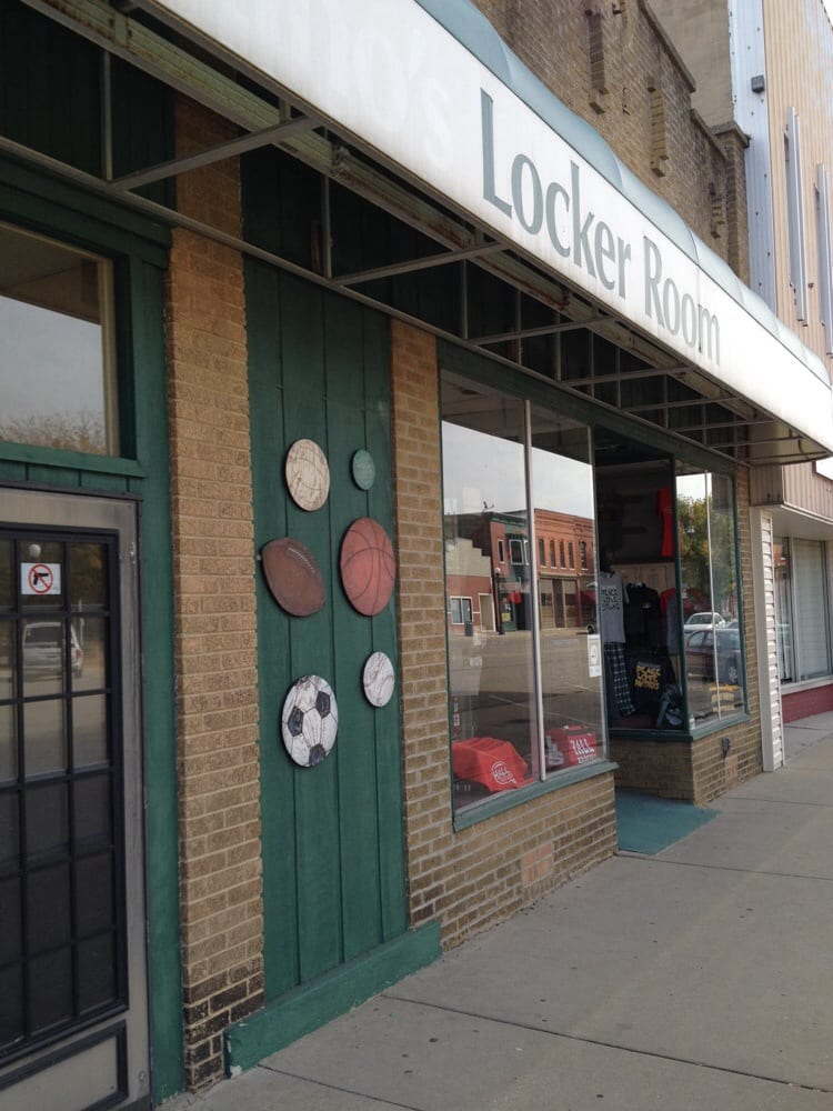 Locker Room: 123 E Saint Paul St, Spring Valley, IL