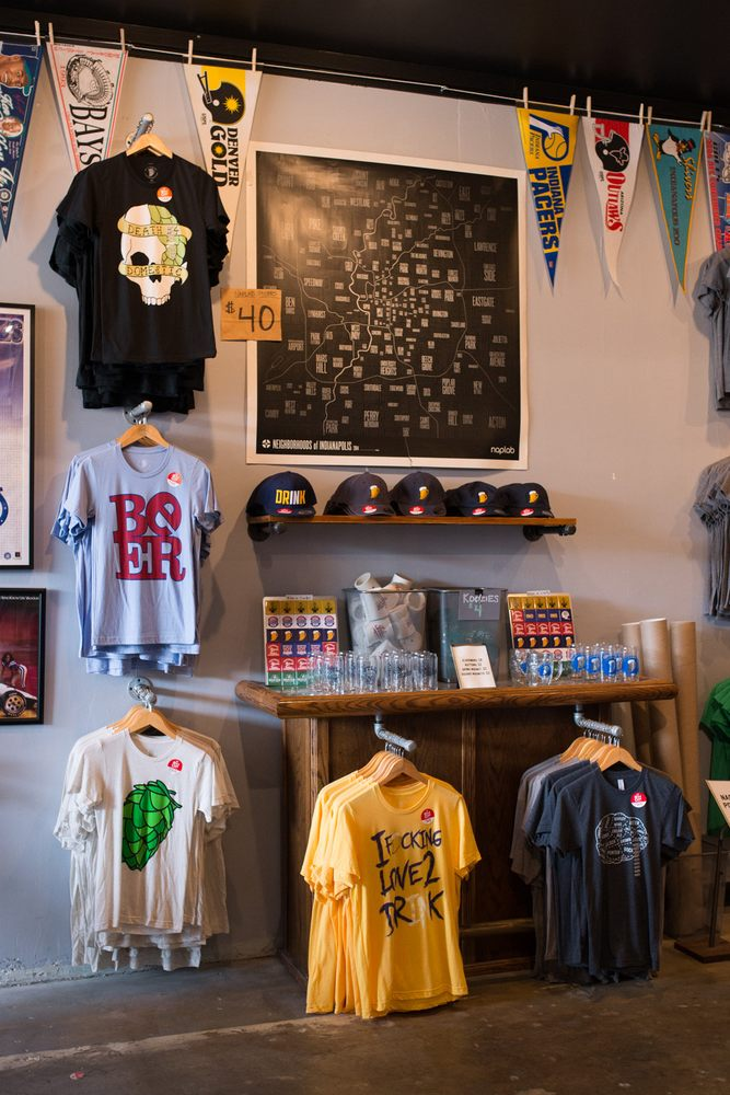 The Shop: 920 Broad Ripple Ave, Indianapolis, IN