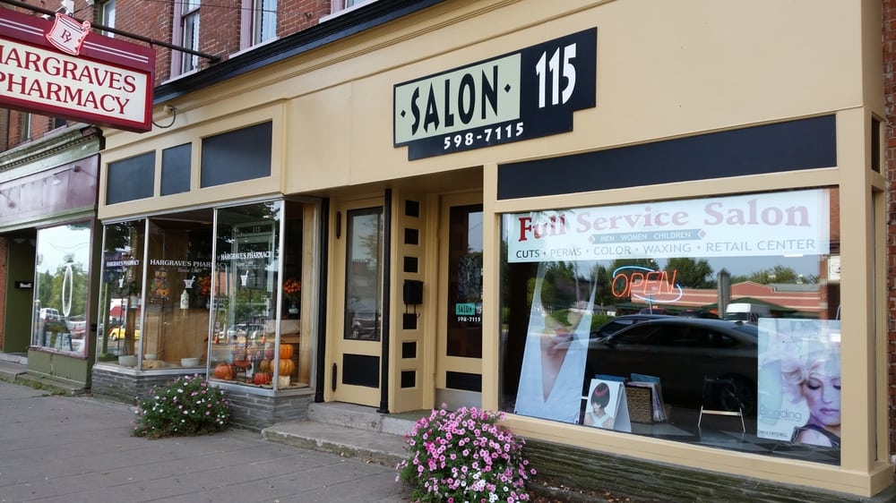 Salon 115: 115 W Broadway, Fulton, NY