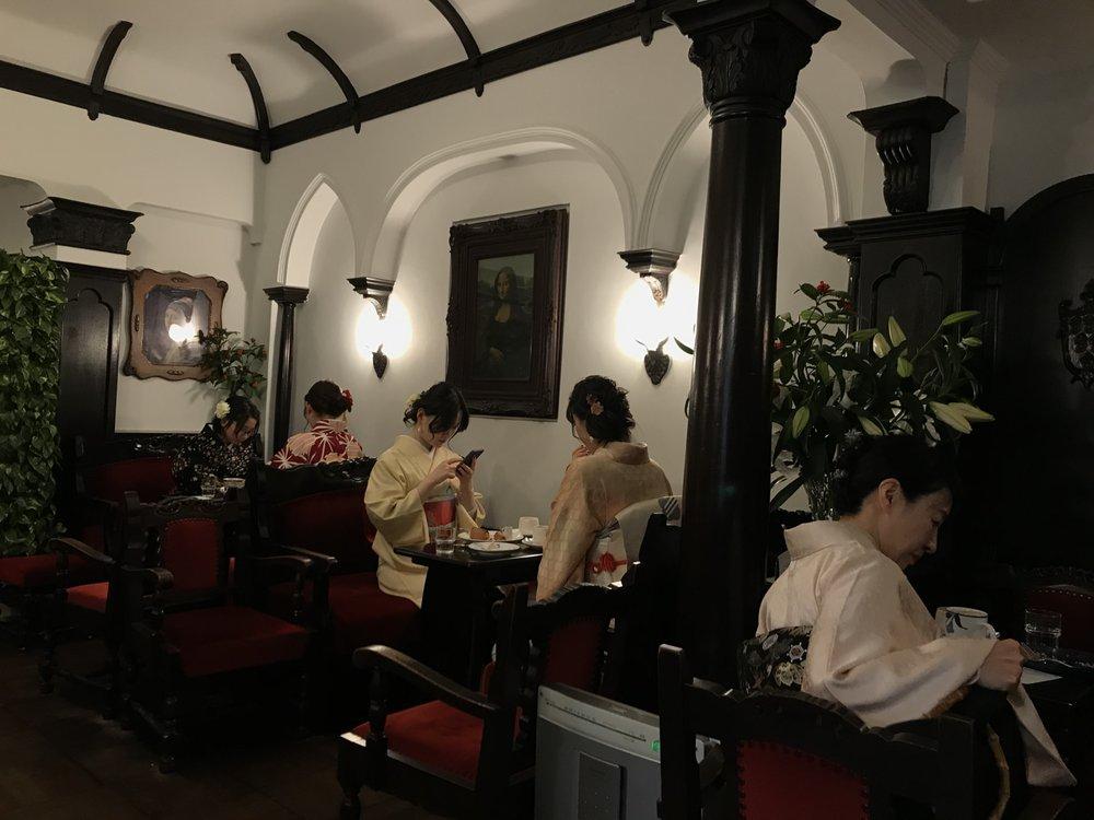 Salon de thé François