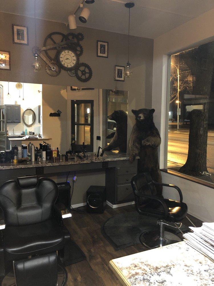 Fessler's Barbershop & Salon: 112 W Victory Way, Craig, CO
