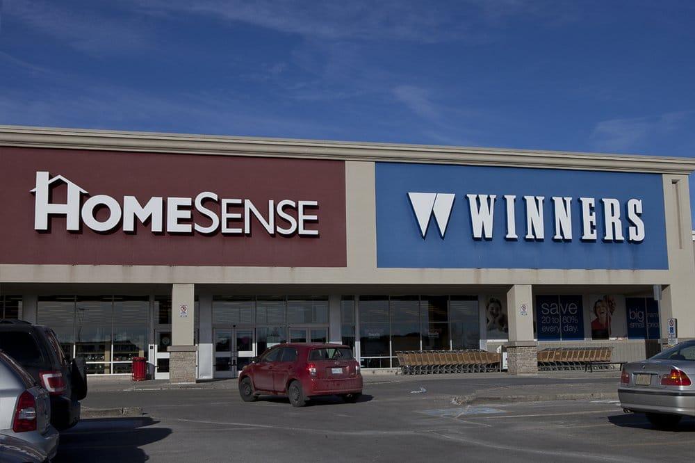 HomeSense and Winners
