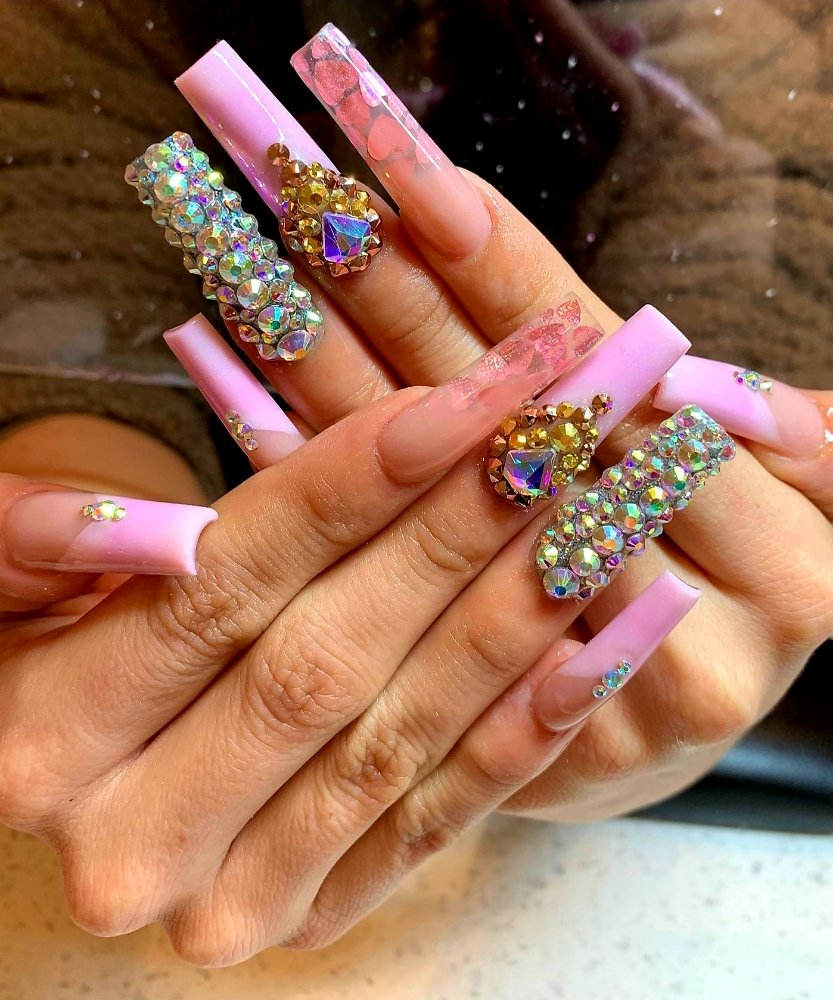 Diamond Nail Spa: 3848 McHenry Ave, Modesto, CA
