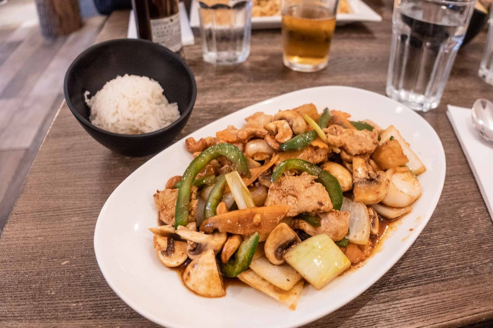 Food from Thai Pepper