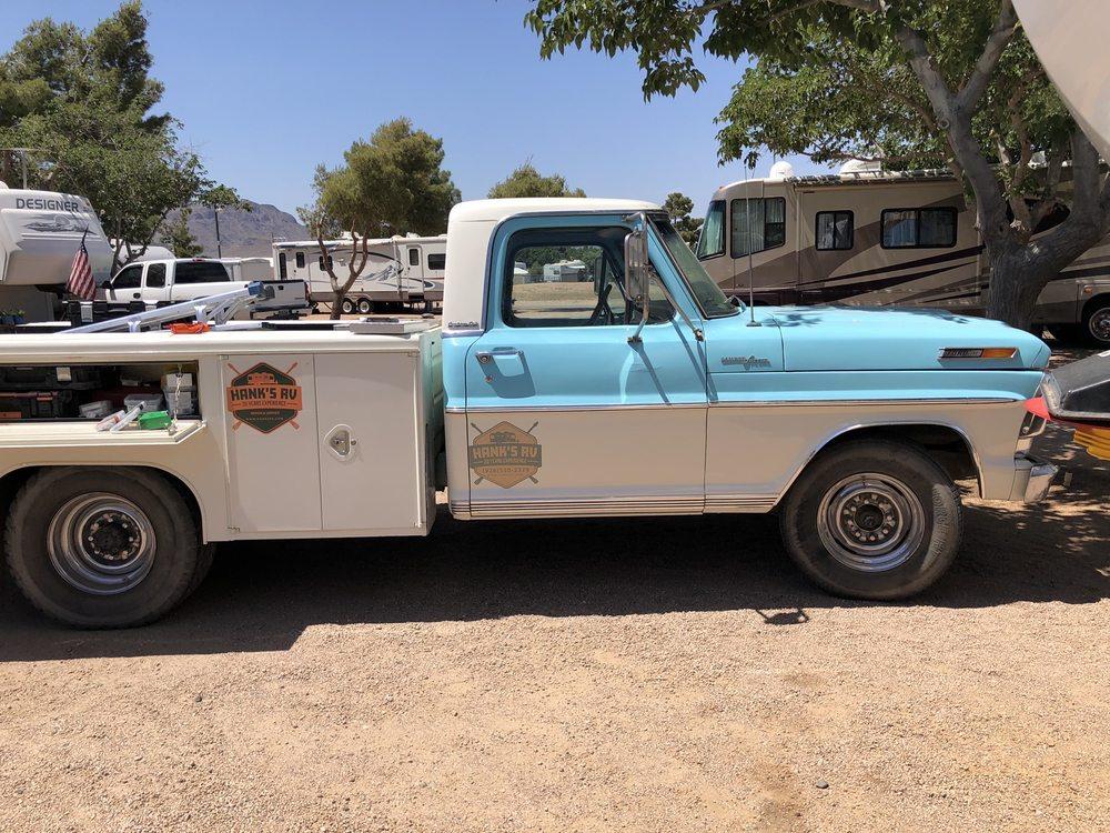 Hank's RV: 4106 Hwy 68, Golden Valley, AZ