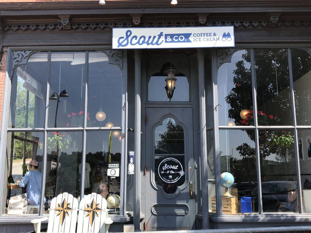 Scout & Co: 1 East Allen St, Winooski, VT