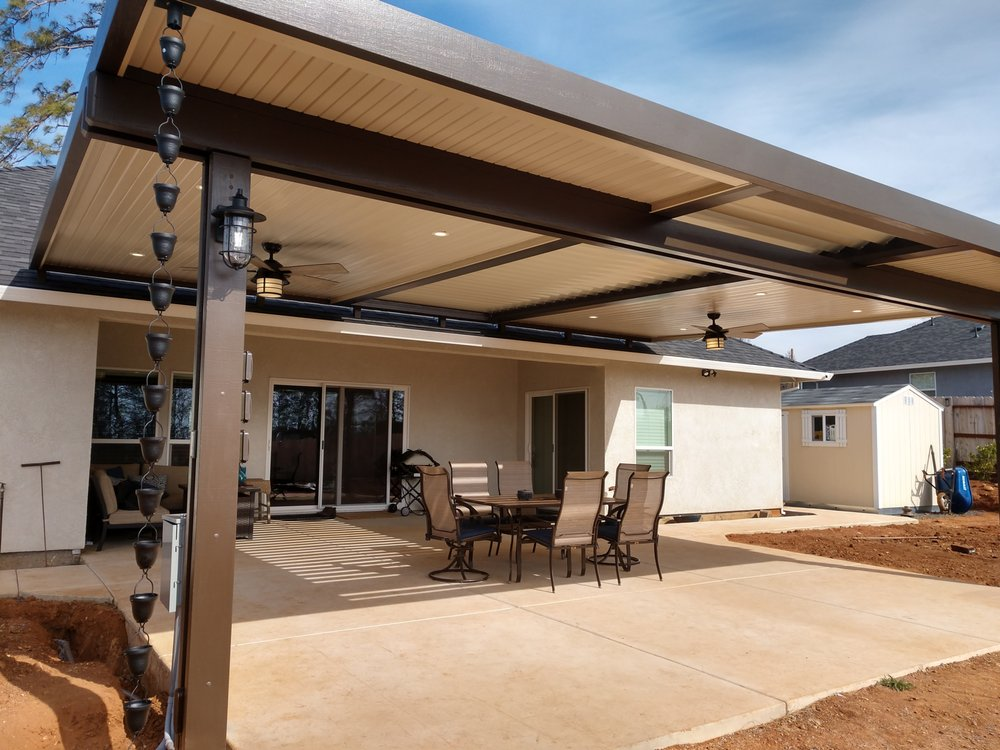 Patio Pros: 11128 Midway, Chico, CA