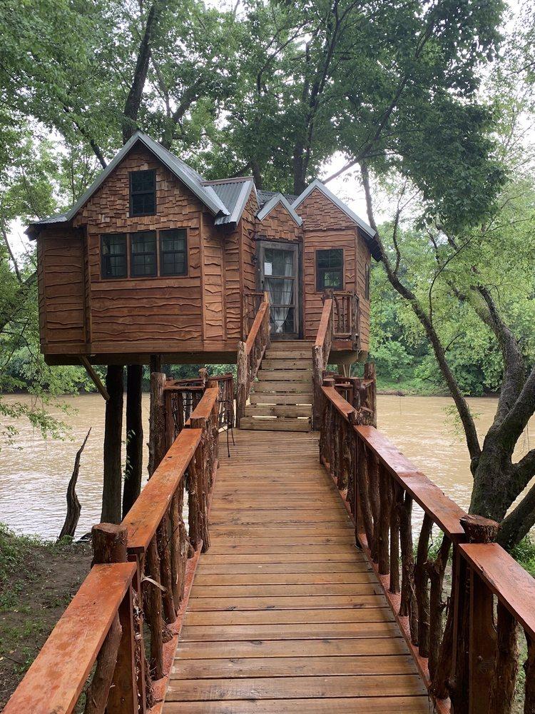 K River campground: HC66 Box 42, Moyers, OK