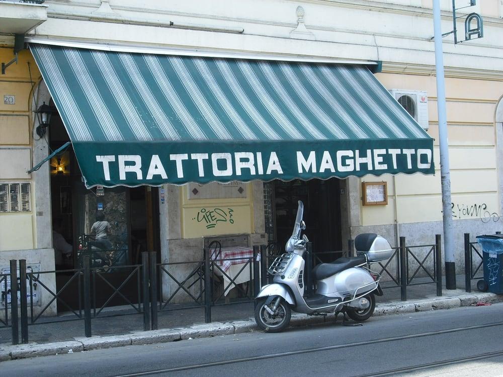 Trattoria Maghetto