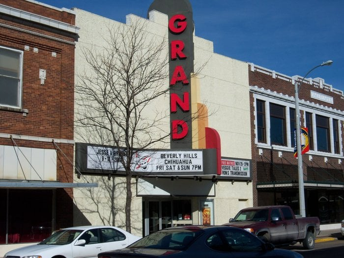 The Grand Theatre: 316 W 3rd St, Grand Island, NE