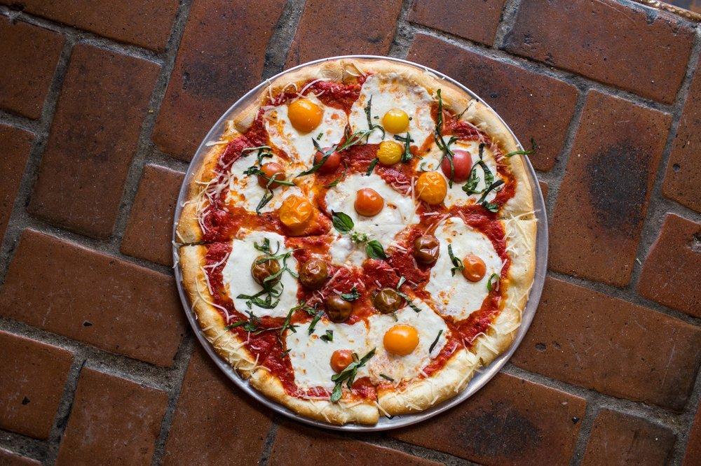 Brass Rail Pizza Bar: 18 W Adams Ave, Detroit, MI
