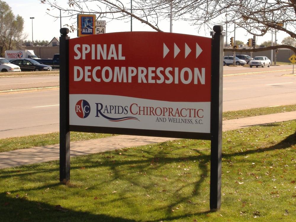 Rapids Chiropractic and Wellness, S.C.: 750 Dewey St, Wisconsin Rapids, WI