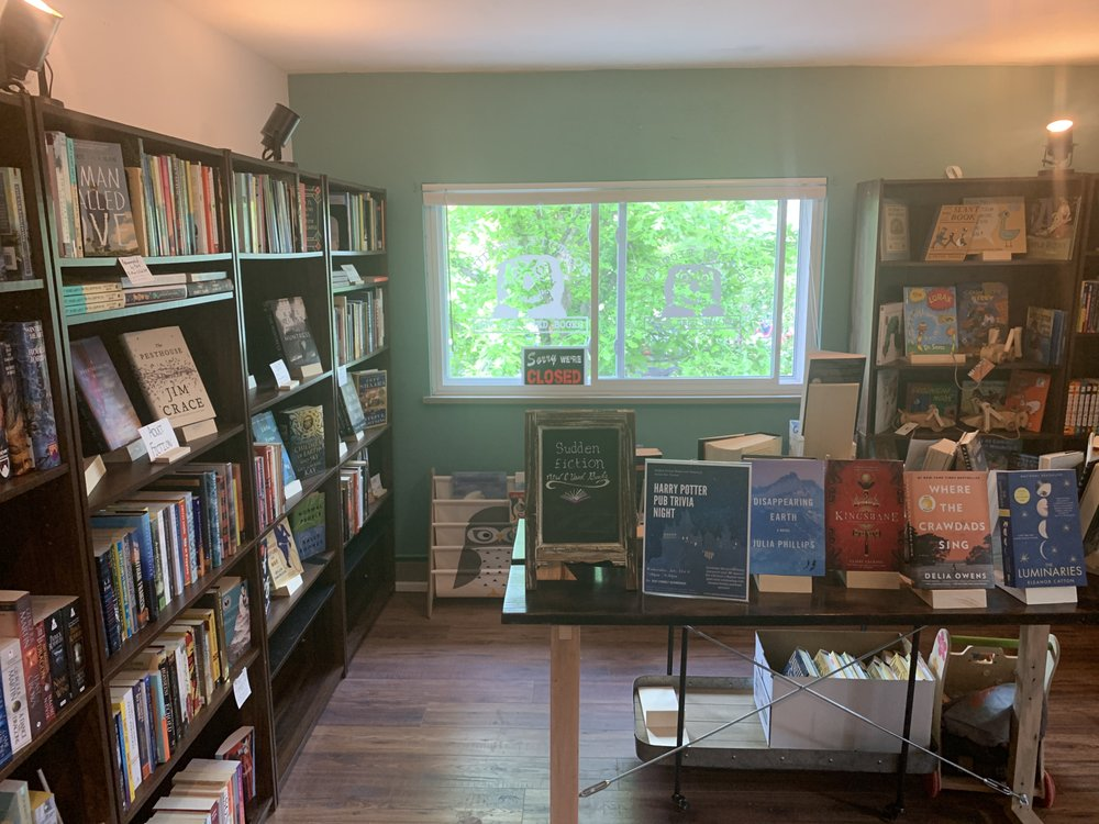 Sudden Fiction Books: 221 Perry St, Castle Rock, CO