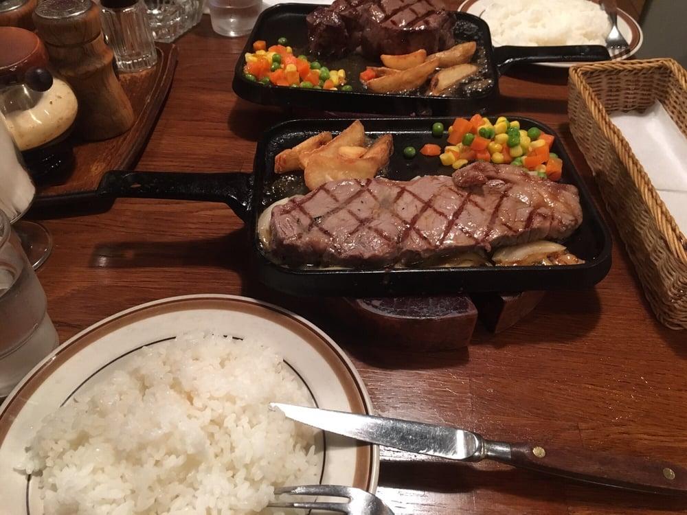 Steakhouse Bison