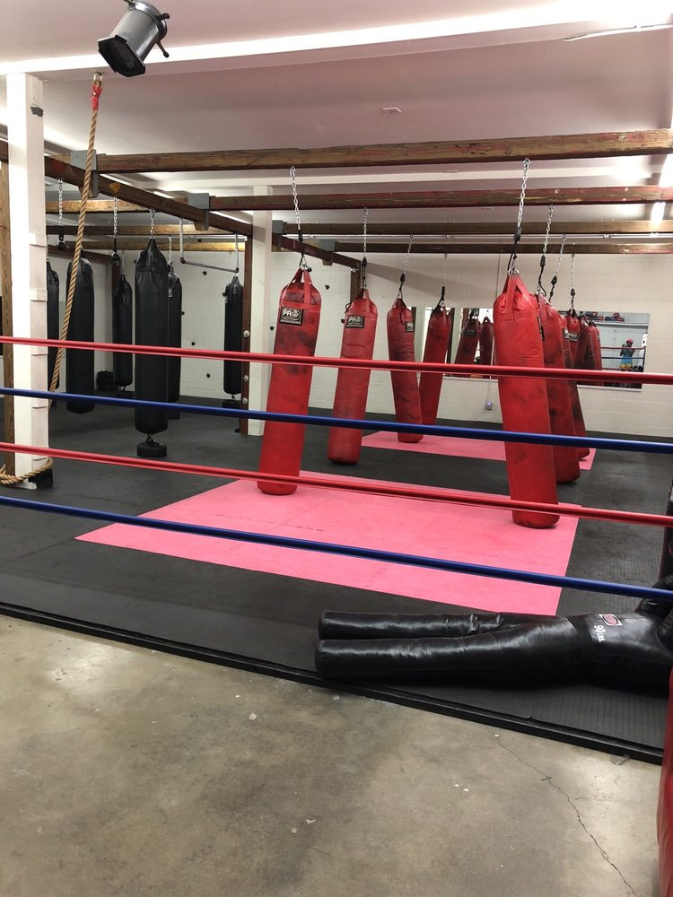 All About Kickboxing