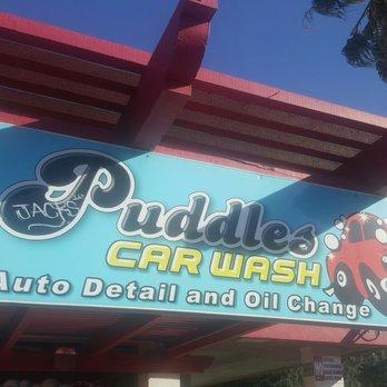 Puddles Car Wash Anaheim Ca