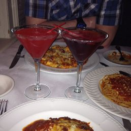 Il Fresco - Orangeburg, NY, United States. Delicious veal parm and martinis
