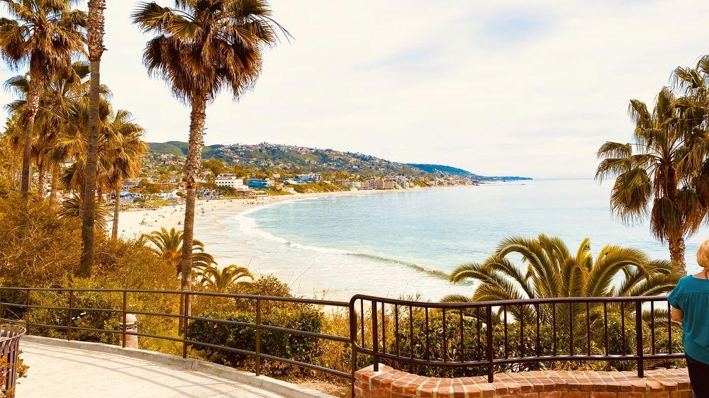 Heisler Park: 361 Cliff Dr, Laguna Beach, CA