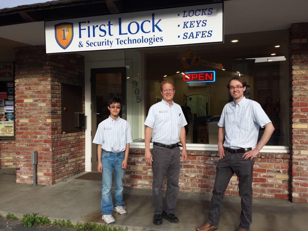 First Lock & Security Technologies: 905 North San Antonio Rd, Los Altos, CA