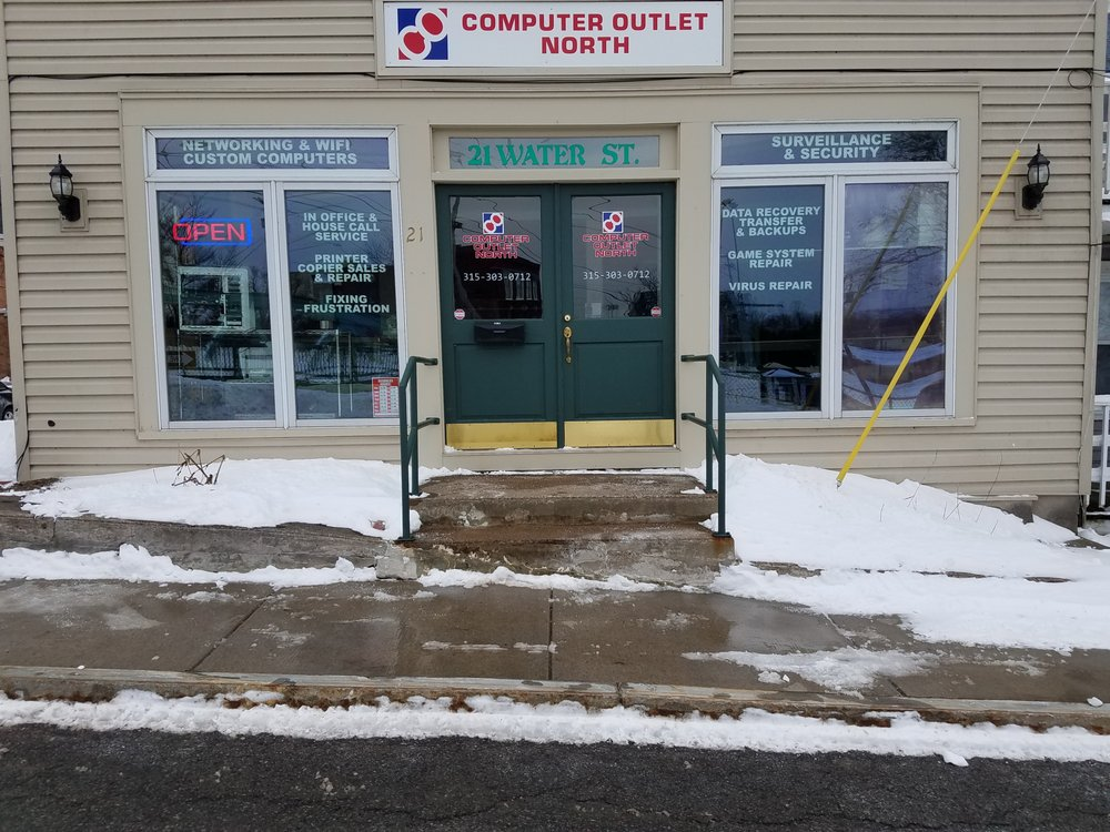 Computer Outlet North: 21 Water St, Baldwinsville, NY