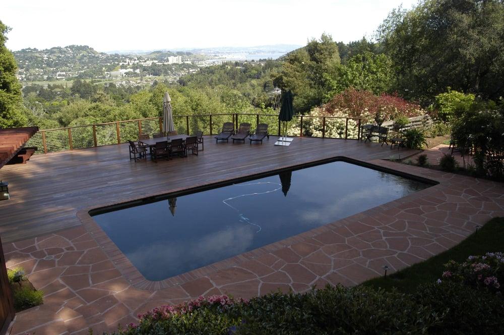 Arizona Flagstone And Ipe Pool Deck Yelp