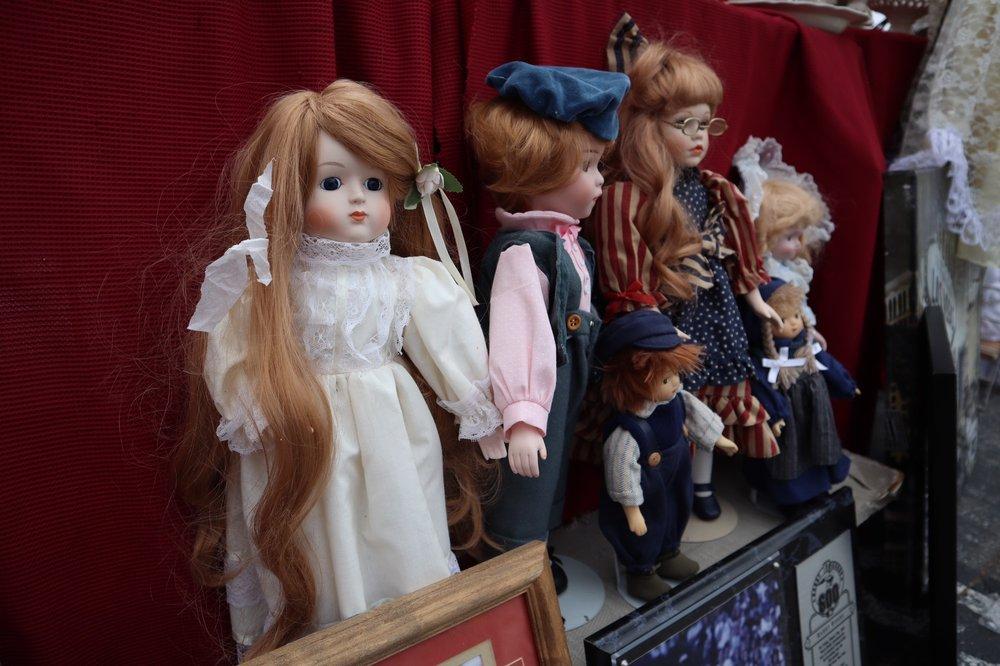 De Anza Flea Market