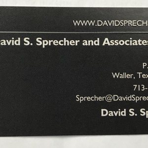 David Sprecher and Associates - 2019 All You Need to Know