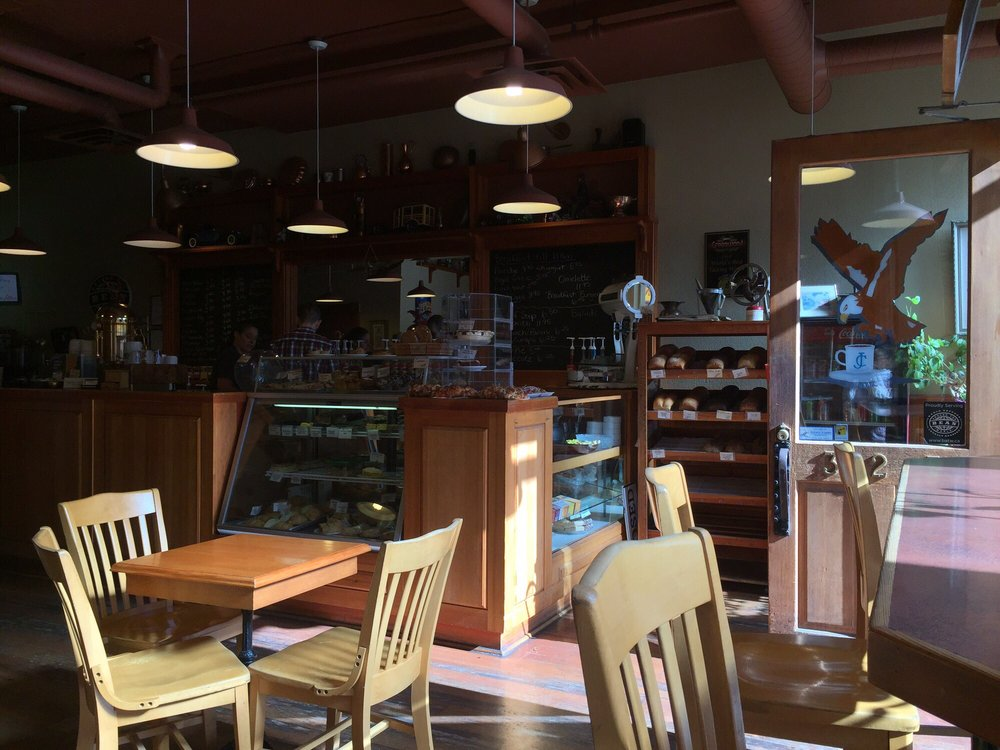 Copper Eagle Cappuccino and Bakery: 325 S Copper Street, Greenwood, BC