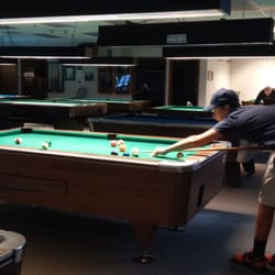 Club Med Billiard Parlor Photos Pool Halls S Th St - Pool table movers lancaster pa