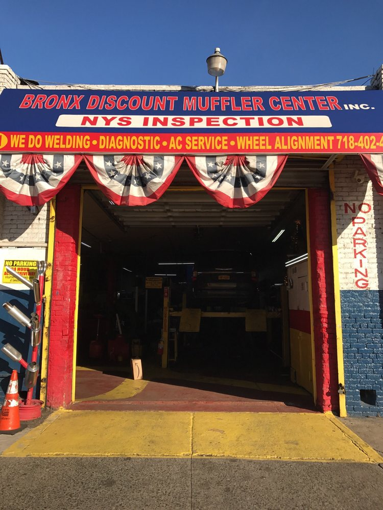Bronx Discount Muffler Center