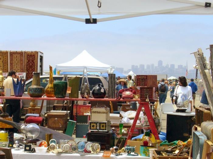 5 Awesome Flea Markets Near San Francisco