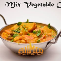 Ad Ahmed Indian Restaurant Obt