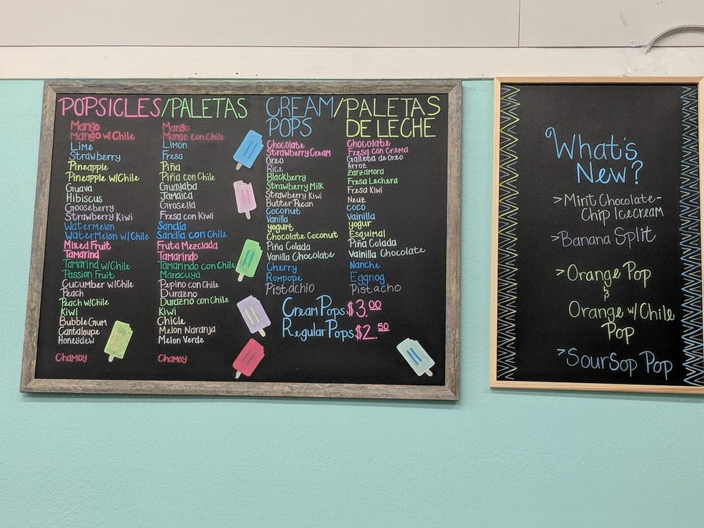 First Class Ice Cream: 426 Main St, Oxford, AL