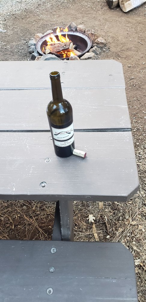 Indian Peak Vineyards: 31559 Forward Rd, Manton, CA