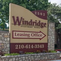 Windridge Apartments San Antonio Tx