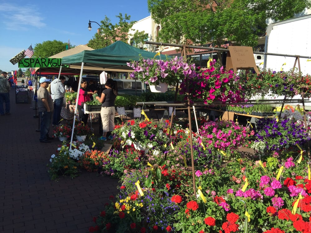 Beloit Farmer's Market: State St And Grand Ave, Beloit, WI