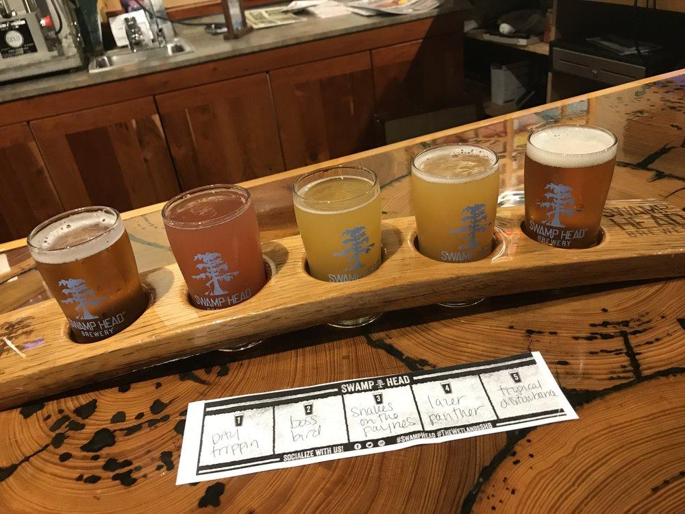 Swamp Head Brewery: 3650 SW 42nd Ave, Gainesville, FL