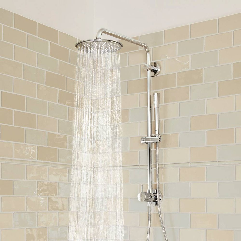 Grohe RetroFit System transforms your existing shower without ...