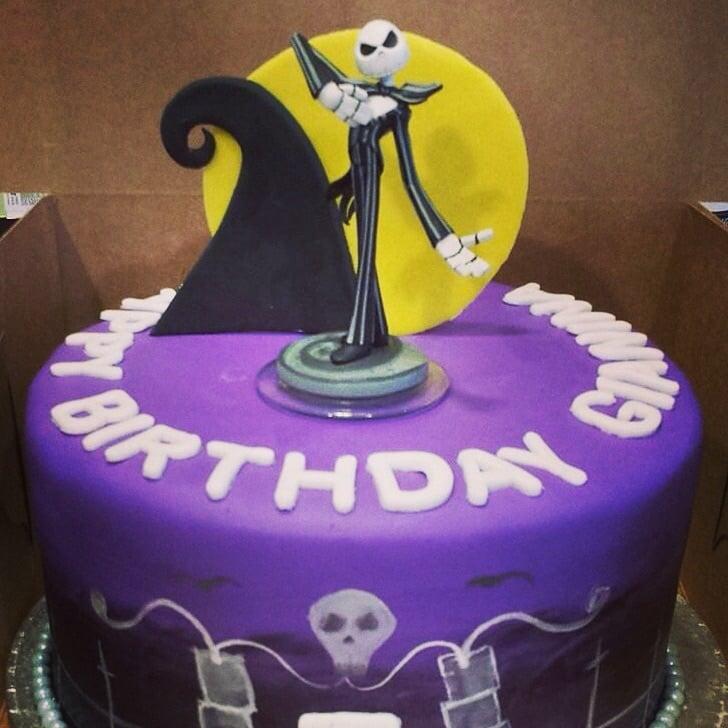 Jack Skeleton Birthday Cake Yelp