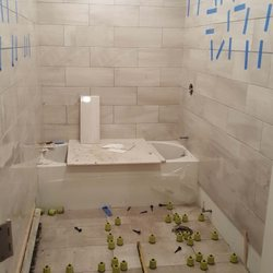 FX Construction Photos Contractors Montgomery Ave - Bathroom remodel staten island