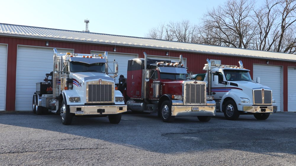 Towing business in Reading, PA