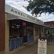 Angel Falls Coffee Shop Highland Square Akron